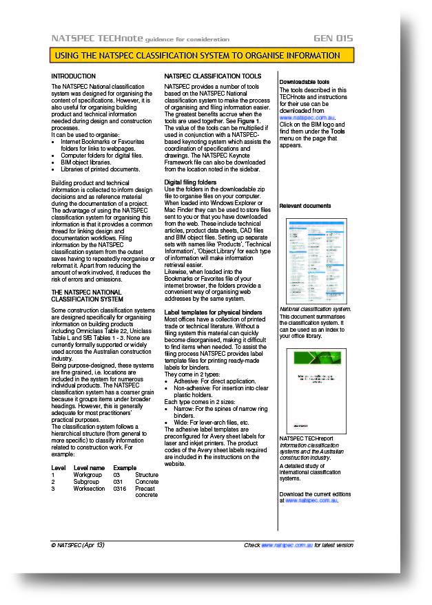 gen015 technote